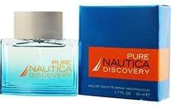 Nautica Pure Discovery by Nautica 1.7 oz Edt Spray for Men