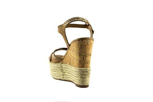 EMANUELLE VEE Sandalias de Vestir Para Mujer cuero