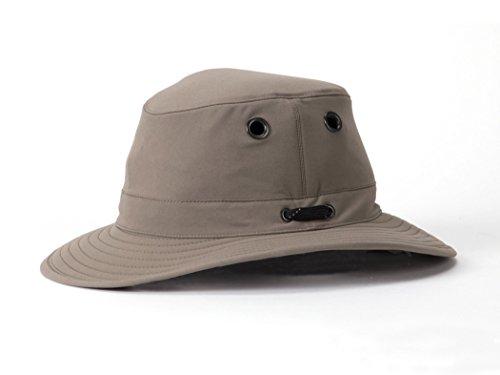 "Tilley LT5B Breathable Nylon Hat - Men's Taupe 7"""