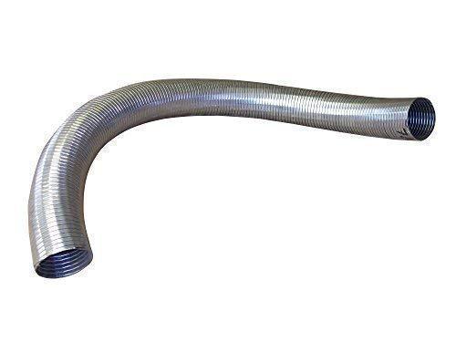 42mm Tubo de Escape Polylock Universal Flexible 1000mm Largo