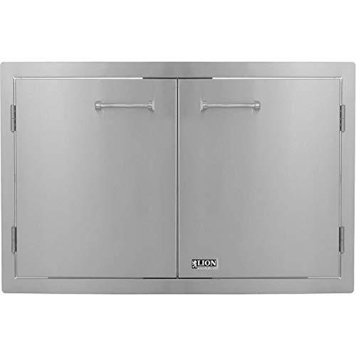 Lion Premium Grills L3322 Double Door 33