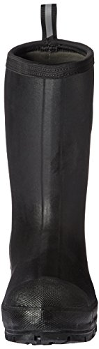 Muck Boot Men's Chore Resistant Mid Work Boot, Black, 13 M US by Muck Boot (Image #4)