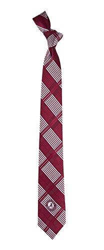 Alabama Crimson Tide Bama Tie Skinny Woven Polyester Necktie