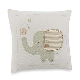 Nature\'s Purest Sleepy Safari Decorative Pillow