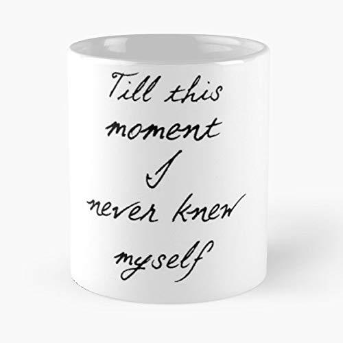 Pride And Prejudice Jane Austen Elizabeth Bennet - White -coffee Mug- Unique Birthday Gift-the Best Gift For Holidays- 11 Oz.