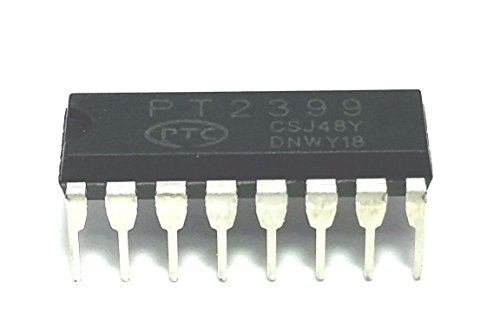 PTC PT2399 IC Echo Processor (Pack of 20) by Princeton technology Corporation