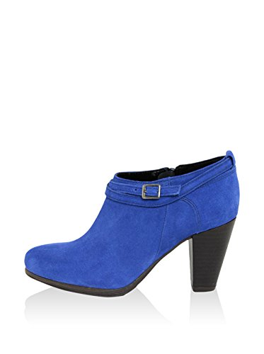 Giorgio Picino Zapatos abotinados Reversed Calf Cobalto EU 38