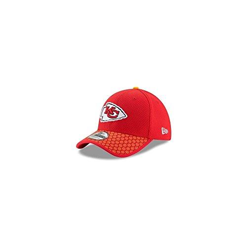 New Era 39Thirty Cap - NFL 2017 SIDELINE Kansas City Chiefs - M/L
