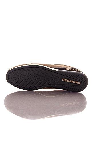 Chaussures Redskins Baskets en toile Helmi castor marine