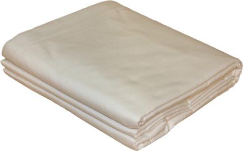 White Loft 420 Single Thread Count Cotton Duvet Cover, 88 by