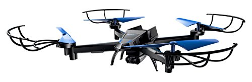 Airhawk M-13 Predator Drone With HD Camera, Blue