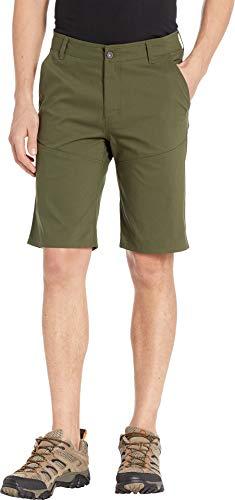 Mountain Hardwear Mens Hardwear AP Short, Dark Army, 32(W) x 11(L)