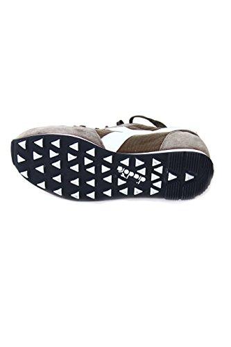 Diadora - Zapatillas para hombre Varios Colores multicolor media marrón