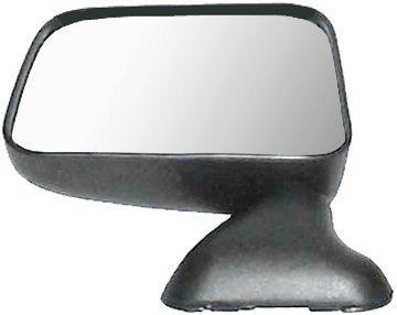 89-95 Pickup Manual Side View Door Mirror Foldaway Black Assembly Driver Left LH