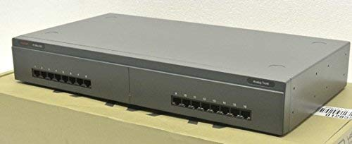 AVAYA 700449473 - Avaya IP500 Analog Trunk 16 (700449473) (Certified Refurbished) (Avaya Ip500 Analog)