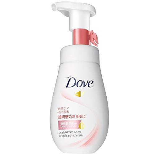 Dove Cleanser - Japan Personal Care - Dove clear Renew creamy foam cleanser 160ml *AF27*