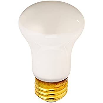 Bulbrite 40R16 40-Watt Incandescent R16 Mini Reflector Light Bulb, Standard Base