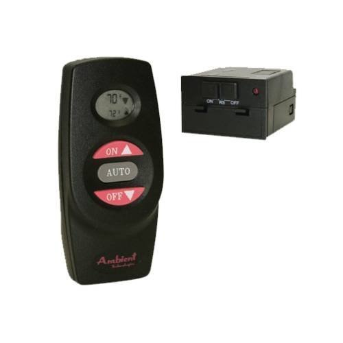 Ambient On/Off Thermostat Fireplace Remote Control (RCST)