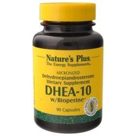 Природа плюс - Dhea-10 Вт/Bioperine, 90 капсул