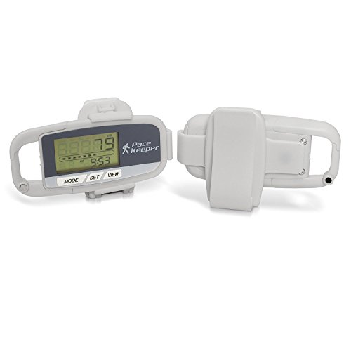 Step Counter for Kids, Seniors, Rehab PaceKeeper Pedometer