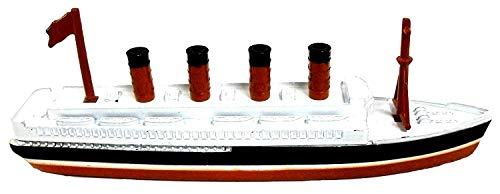(Titanic Painted Die Cast Metal Collectible Pencil Sharpener)