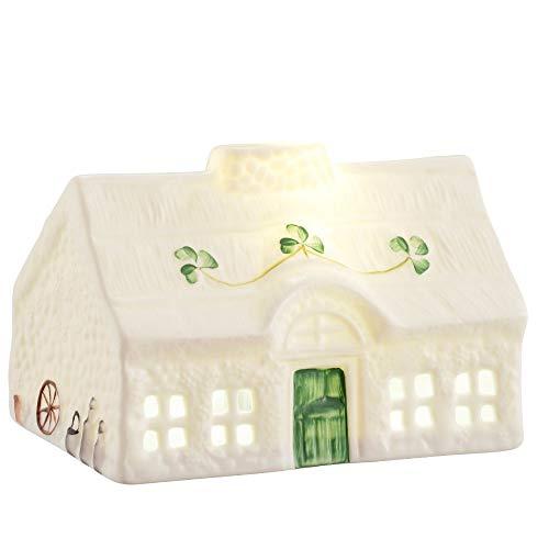 Belleek Blarney Cottage LED