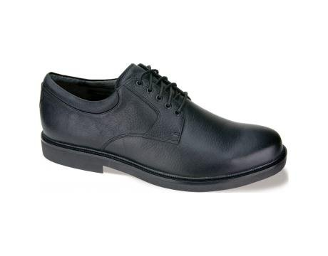 Aetrex Men's LT500 Oxford Arthritic Shoes,Black Leather,8 XW (Aetrex Mens Dress)