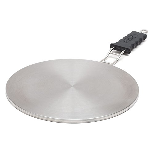 Max Burton 6010 8-Inch Induction Interface Disk with Heat-Proof Handle