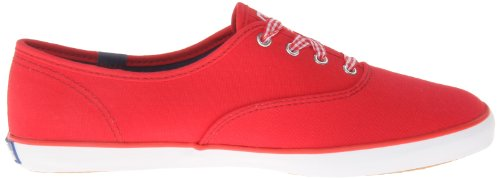 Femme Red Keds Ox Sneakers Basses Ch waUROUqWP