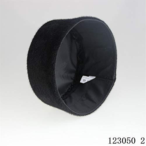 de rezo Negro BaronHong de musulmán los Velvet Cap hombres Warm Sombrero tqwqBC7E