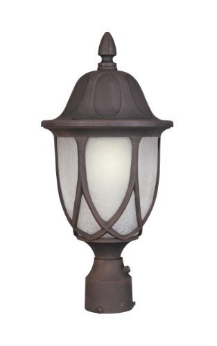 Ag Designers Fountain (Designers Fountain 2866-AG Capella Post Lanterns, Autumn Gold by Designers)