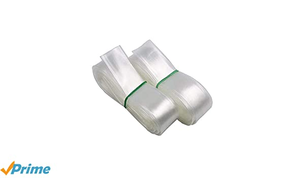 "WHITE 1/"" Polyolefin 2:1 Ratio Heat Shrink Tubing 100/' Feet"