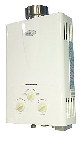 Refurbished Marey Gas Tankless Water Heater GA10LP Propane Gas (State Heater Water Gas)