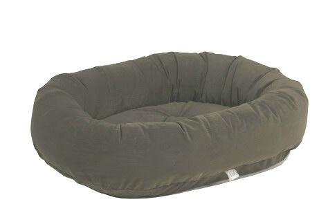 Donut Diamond-Microfiber Dog Bed by Bowsers