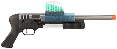S2500 Pump Action Blaster With Zombie Target from Blasterz