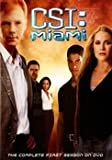 CSI: Miami: Season 1 (DVD)