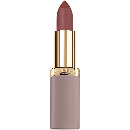 L'Oreal Paris Cosmetics Colour Riche Ultra Matte Highly Pigmented Nude Lipstick, Bold Mauve, 0.13 Ounce