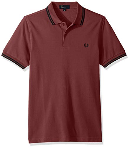 Polo Fred black Twin Fp Uomo Crushedberry Tipped Perry ww8qgBCf