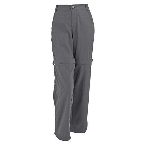 (White Sierra Women's Sierra Point 31-Inch Inseam Convertible Pant (Quiet Shade, Small))