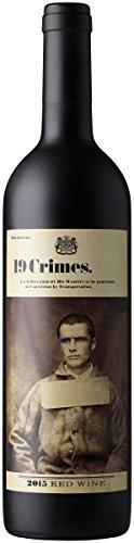 2016 19 Crimes Australia Red Wine 750 mL