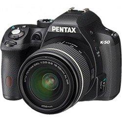 Pentax K-50 16MP Digital SLR Camera Kit with DA 18-135mm WR f3.5-5.6 Lens (Black), Best Gadgets