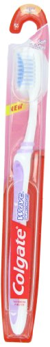 Colgate Wave Gum Comfort Soft Compact Head Toothbrush Colors Vary (Pack of (Wave Soft Compact Head Toothbrush)
