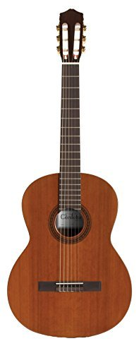 Cordoba C5 Acoustic Nylon String Guitar with Deluxe Cordoba Gig Bag and Tuner