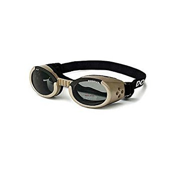 Doggles - ILS XL Chrome Frame/Smoke Lens