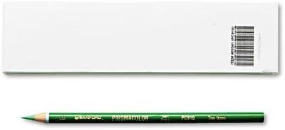プレミア色付き鉛筆、TrueグリーンLead /バレル, Dozen by Prismacolor