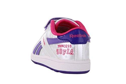 Reebok SOFIA COURT LOW Basket mode bébé fille Blanc 21