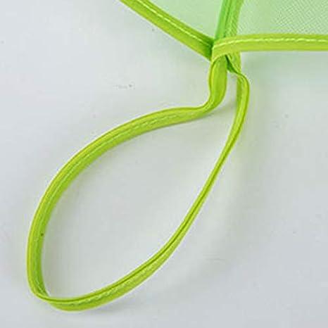 Yogamada Bolsa de plástico Titular dispensador Malla Bolsas de Basura Colgantes Bolsa de Almacenamiento para la Cocina: Amazon.es: Hogar