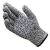 Oyster Shucking Level 5 Cut Resistant Gloves-High Performance, Food Grade and Comfortable Fit, 1 Pair