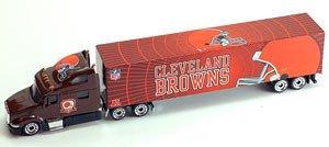 Cleveland Browns NFL 2009 1:80 Tractor Trailer Diecast (Nfl Diecast Tractor Trailer)