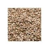 Azar Nut Lightly Salted Oven Roasted Sunflower Kernels, 3.5 Ounce -- 100 per case.